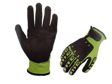High Quality Welding and Auto Mechanic Working Gloves made of Leather