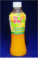 """""""If"""" brand Tangrine Orange Juice with Pulp from Thailand"""