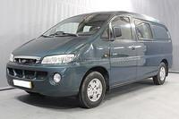 USED VAN - HYUNDAI H200 DELIVERY VAN (LHD 3880)