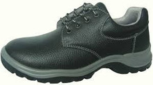 LOW AND HIGH STEEL TOE WORK SAFETY SHOES