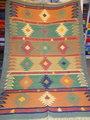 hecho a mano de alfombras de la decoración
