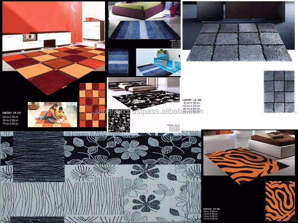 High quality needle felt carpets for living area.JPG