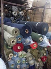 Cotton Twills Khakis Canvas Pant Weight Fabric Rolls 20ft Ready to Ship!