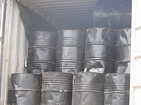 Egyptian origin bitumen 60/70 packed in steel reconditioned drums 200 k.g