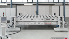 J. v. G. Desert Laminator - photovoltaic machine