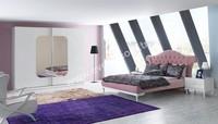 Markus Pink Bedroom Set