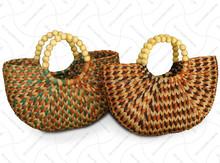 Basket handicrafts