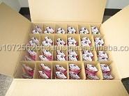 Natural y alta calidad fórmula química de dientes pasta de dientes para uso personal, pequeño lote oder también disponible