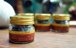 ThaiDee Herbs inhaler ....100% natural Thai herbal extract