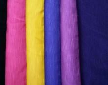 Stocklot Fabric/Textile Stocks/Textile Remnant RAYON SLUB JERSERY KNIT