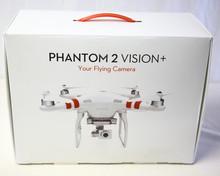 V3.0 DJI Phantom 2 Vision + Plus RC Drone Quadcopter RTF GPS FPV Extra Battery