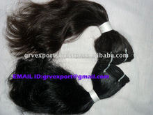 100%human virgin relaxed texture brazilian silky straight hair extension wholesale