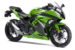GENUINE NEW AND USED 2015 KAWASAKI NINJA 300 SE MOTORCYCLE