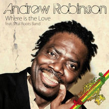 Andrew Robinson , Where Is The Love Album CD