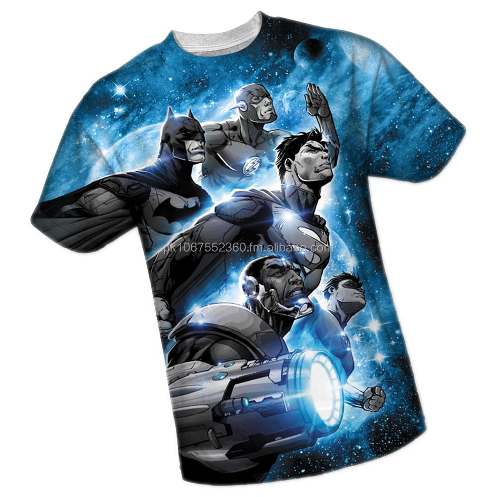 2015 sublimation high quality custom compress t shirts for High quality custom shirts