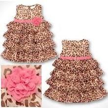 dress for girl Carter's animal print