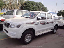 HILUX DOUBLE CABIN 2.7L 4X4 GLX AT