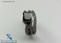 Designer 92.5 Sterling Silver , Rings AT Low Price in India surat .