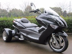discount price 300cc Trike Motorcycle Water Cooled Three 3 Wheels