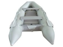 1.2mm Pvc 10.5' Inflatable Boat Tender Raft Dinghy With Floor