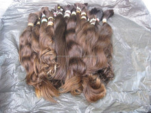 Different texture real remy for micro ring hair extension
