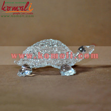 Glass Work - Lampwork - Flameworking Glass Turtle - Glass Tortoise - Small Animal Figurines