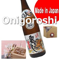 """[ ONIKOROSHI ] Delicious """" SAKE """" and Premium """" SAKE """" instead of korean rice wine for Professional small lot order available"""