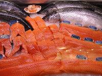 IQF Frozen Salmon Fish /Frozen IQF Pink Salmon Portion / Salmon Fish Fillet
