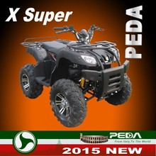(ATV Super LUX) 2015 NEW ATV FOR SALE QUAD 200cc ATV for sale EEC Italian design high quality (PEDA MOTOR)