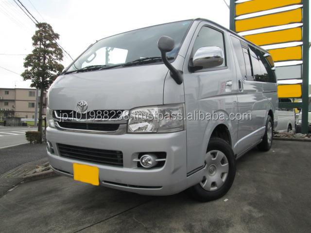 Model Toyota HIACE RZH103R 2000 Panel Vans