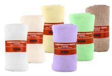 White Blanket 50% cotton, 50% polyester