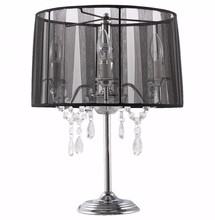 Costes Chandelier Table Lamp - Black