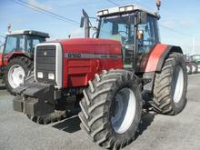 1997 Massey Ferguson 8160 Farm Tractor