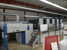 KBA RAPIDA 142-5 5 colours offset sheetfed printing press