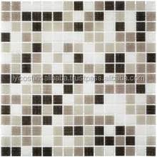 Full polished glazed porcelain tile, screen printing 60x60cm rustic tile