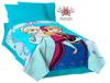 Princess Print Kids Bed Sheet