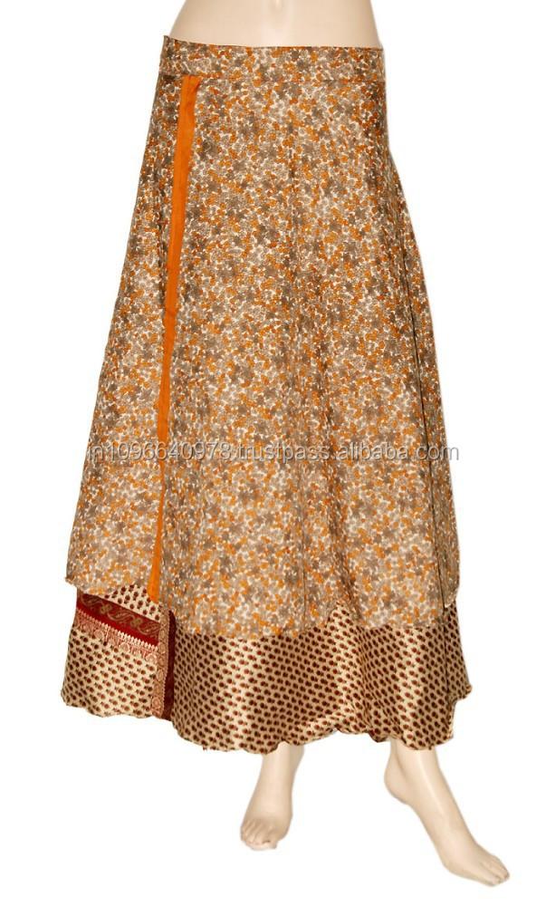 Indian Sari Skirts