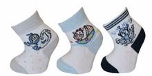 sailer monkey sweety baby socks