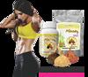 Maca Powder ONLY for Women by Curvy Fruit, 100% Gelatinized : Shape & Define your Butt & Hips (75 days Supply)