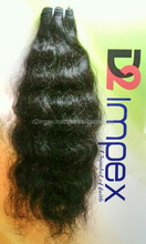 Virgin indian hair wholesale no tangle indian remy hair, 100% raw unprocessed indian human hair