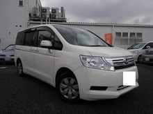 Honda Step WGN G L package RK1 2010 Used Car