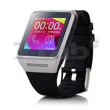 Micro SIM card phone call smart watch with 1.54'' TFT Touch Screen 1.3MP Camera FM Bluetooth Smart Watch Phone
