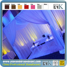 RK portable pipe and drape for promotion pipe drape photo booth