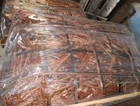 Copper Wire Scrap / high quality Millberry Copper Scrap 99.99% factory (Manufacturer)