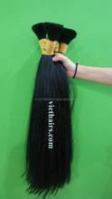 alibaba express wholesale 100% natural vietnam human hair price list straight bulk remy hair virgin