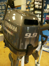 Best Price For Used Yamaha 9.9HP Outboards Motors