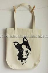 new style hi fashion 2015 heavy duty cotton canvas bags