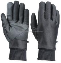 Ladies dressing Leather Gloves/dressing ladies gloves/sheep dressing gloves