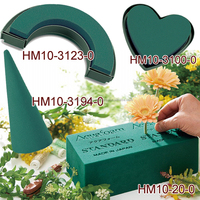 High quality florist supplies water-absorbing floral foam made in japan
