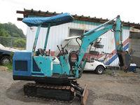 used Komatsu pc05 mini excavator used mini excavator from Japan